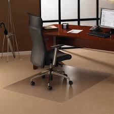 Under Desk Plastic Mat Floor Mat For Office Chair On Wood Floor
