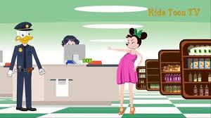 tv kids. minnie mouse and two dogs rescue ivy in distress- funny story- kids toon tv - vidio.com tv h