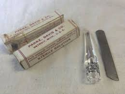 Adrenaline Epinephrine Injection Was Marketed By Parke