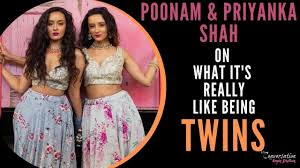 Poonam and Priyanka Shah on What It's REALLY Like Being Twins! | Exclusive  Interview | Amin Dhillon