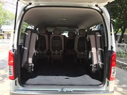 2018 toyota grandia. perfect grandia van for rent manila manila toyota grandia rear view with 2018 y