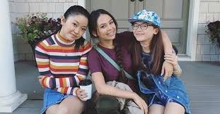 The writing andto all the boys i've loved before was fun, funny, sweet, touching, and a all around fantastic movie. The Youngest Sister In To All The Boys I Ve Loved Before Was The Real Star