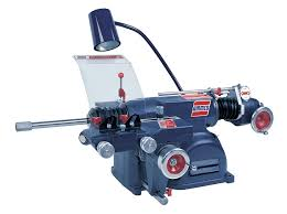 workshop machinery- Automotive shop equipment-Ammco brake lathe machine and parts.