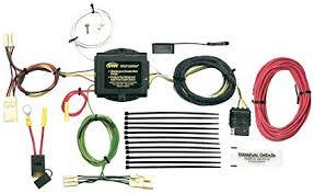 amazon com hopkins 43445 vehicle to trailer wiring kit for toyota 2016 toyota rav4 trailer wiring harness at 2016 Toyota Rav4 Trailer Wiring Harness