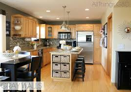 maple kitchen cabinets and wall color. full size of kitchen:kitchen colors with dark wood cabinets in popular cool maple and kitchen wall color