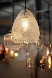 sage glass pendant