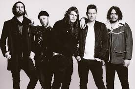 The Glorious Sons Score First Mainstream Rock Songs No 1
