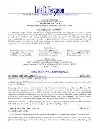 cover letter resume lpn cover letter for nursing position