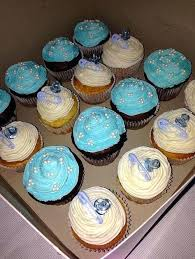 Boys Baby Shower Cupcakes Chocolate Vanilla Baby Shower Cupcakes For