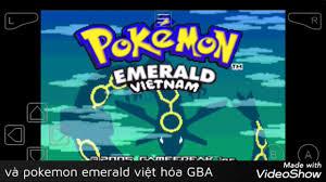 Hướng dẫn tải giả lập GBA Android và pokemon emerald việt hóa  #pokemonemeraldGBA - YouTube