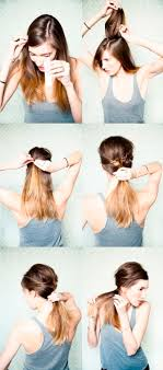 Jednoduché účesy Možnosti S Krátkymi Vlasmi Jednoduchý Romantický