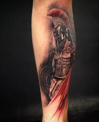 фото спартанцев тату