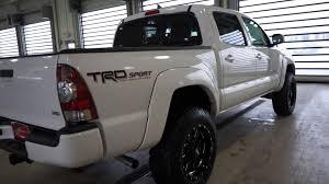 toyota trucks 4x4 2015. Brilliant Toyota 2015 Toyota Tacoma TRD Sport 4x4 With Liftkit And Wheels T19374 In Trucks U