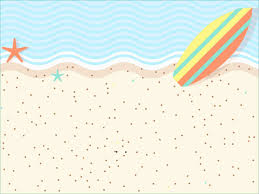 Red White And Blue Powerpoint Templates Powerpoint Backgrounds Natural Sweet Beach Backgrounds Blue Holiday