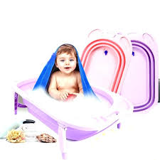 large inflatable bathtub toddler bathtubs large toddler bath towels extra large toddler bathtub thickened folding baby