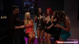 Allie Haze Tyler Nixon Swans of LA Episode 3 Thirsty.