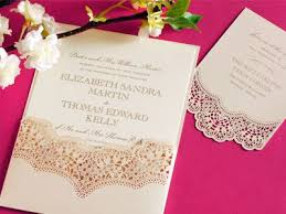 146 best hot wedding trends images on pinterest wedding trends Wedding Invitation Maker In San Pedro Laguna beautiful laser cut out wedding invitations that look like lace hyegraph invitations and calligraphy,