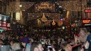 Festive Lighting Dublin So Whats Hot And Whats Not This Week