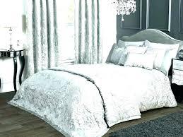 silver and black bedding comforter set white sets duvet appealing incredible jacquard b silver comforter