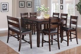 Maldives Counter Height Dining Set (5 PC) - La Sierra Furniture