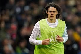 Leonardo Confirms Edinson Cavani Wants PSG Transfer ...