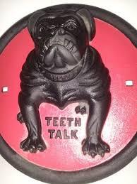 cast iron avery bull dog replica   #441732296