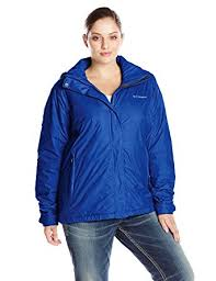 plus size columbia jackets amazon com columbia womens plus size gotcha groovin jacket plus