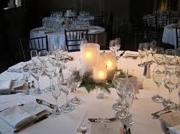 Image of: Wedding Reception Table Decoration Ideas