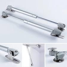 Hydraulic Gas Strut Lift Support Kitchen Door Cabinet Hinge Spring