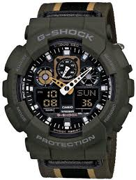 17 best images about g shock g shock watches casio casio g shock military color series men s watch ga 100mc 3ajf