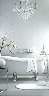 chandeliers master bathroom chandelier waterford crystal