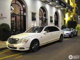 Maybach 62 S Landaulet 2011 - 2 April 2013 - Autogespot