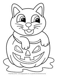 Color halloween pictures of witches, kids in costumes, jack 'o lanterns and more. Halloween Coloring Pages Easy Peasy And Fun