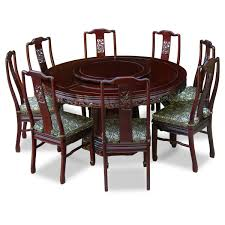 round dining table for 8. round carving wood dining table and 8 high back chairs for i
