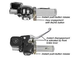 motorcycle cruise control home brakeaway products order here