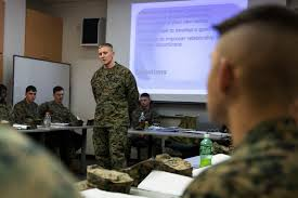 lance corporal seminars take effect aboard station > marine corps hi res photo