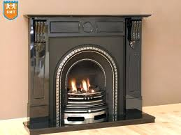 fire surround black granite stone fireplace mantel indoor gas surrounds uk and hearths