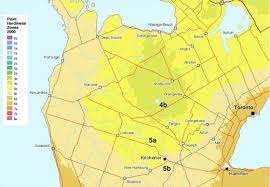 i ask because the u s department of agriculture has revised its map of plant hardiness zones causing a lot of excitement among gardeners
