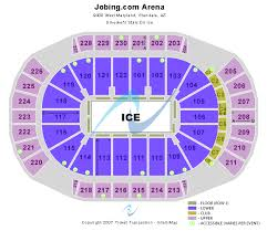 Gila River Stadium Seating Chart Desert Hockey Classic Tickets 29th December Gila River