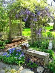 Perennial Pleasures Landscape Design Farmhouse Garden Ideas Flower Beds Farmhouse Garden Decor