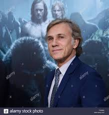 Cast member Christoph Waltz attends the premiere of the ...
