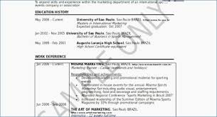 Internship Resume Sample Intern Resume Objective Resume Example