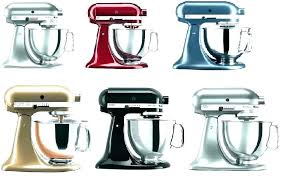 Kitchen Aid Mixer Colors Colors Mixers Colors Kitchen Aid