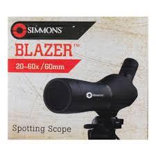 simmons 20 60 spotting scope. brand new: lowest price simmons 20 60 spotting scope