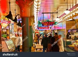 Lighting Stores Seattle Washington Seattle Washington Usa November 2 2018 Stock Image
