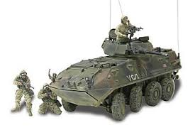 unimax toys. 1/18 scale unimax usmc lav-25 light armored vehicle toys 1