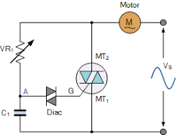 ac motor speed control circuit diagram the wiring diagram ac motor speed control circuit diagram triac nodasystech circuit diagram