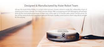 haier vacuum robot. [hk stock]haier xshuai shuaixiaobao robot vacuum cleaner 3-cleaning modes 4- haier l