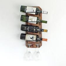 Small wine racks Theturkishpassport Image Etsy Rustic Wine Rack Wall Mounted Small Wine Glass Rack Wine Etsy