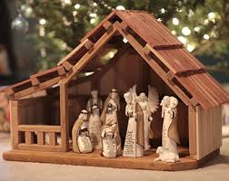 christmas stable. Perfect Christmas And Christmas Stable A